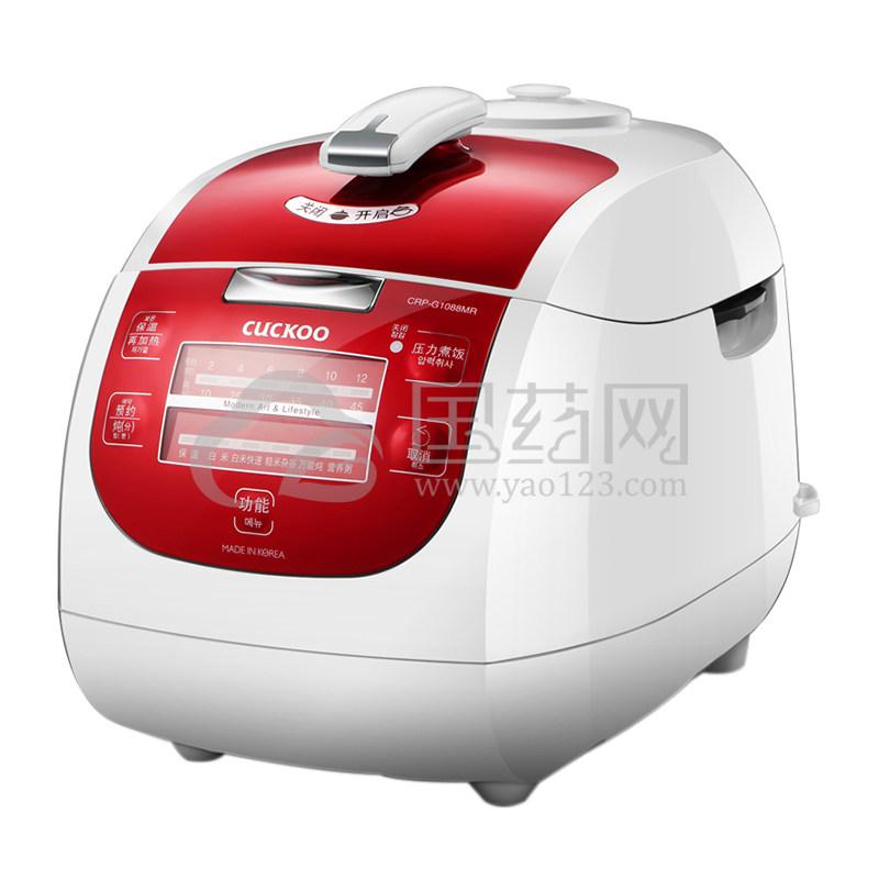 CUCKOO/福库 CRP-G1088MR韩国原装进口电饭煲345-6人5L家用锅正品