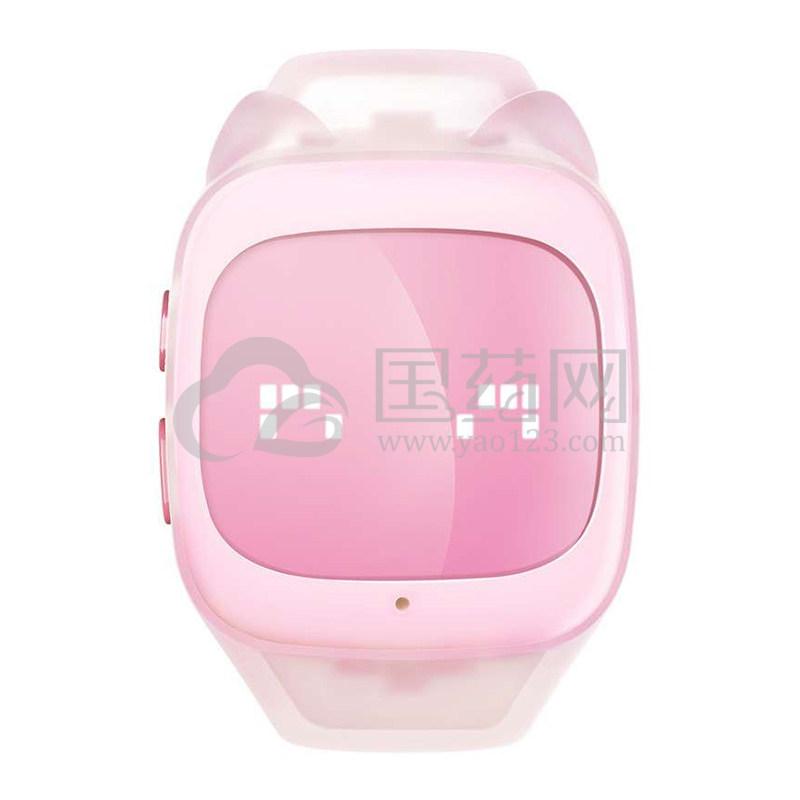 糖猫 智能GPS定位防水手表T2  粉色 蓝色随即发货或在备注标明