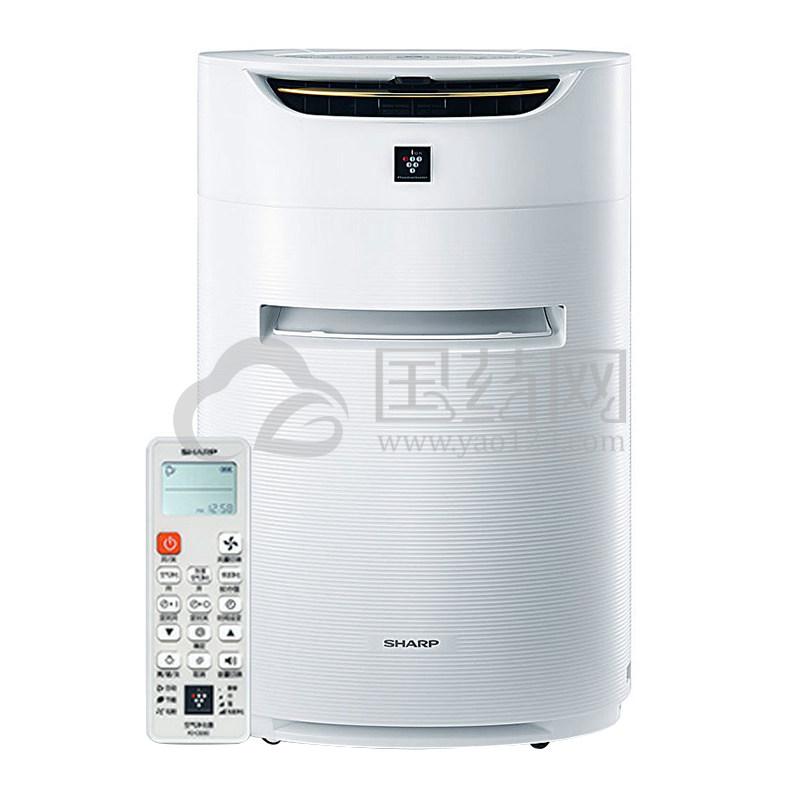 夏普 空气净化器家用KI-CE60-W加湿杀菌除甲醛PM2.5异味烟尘雾霾