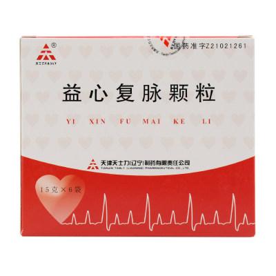 TASLY/天士力 益心复脉颗粒 15g*6袋/盒