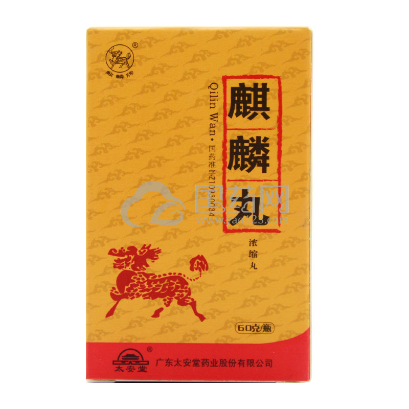 麒麟 麒麟丸 60g*1瓶/盒