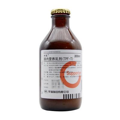 瑞能 肠内营养乳剂(TPF-T) 200ml/瓶