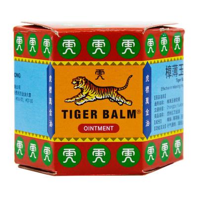 虎标 樟薄玉香软膏 19.4g*1瓶/盒