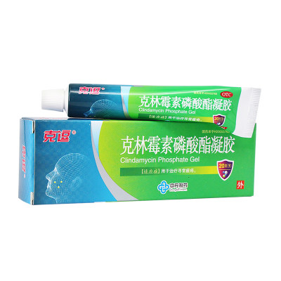 克逗(每佳) 克林霉素磷酸酯凝胶 20g/支