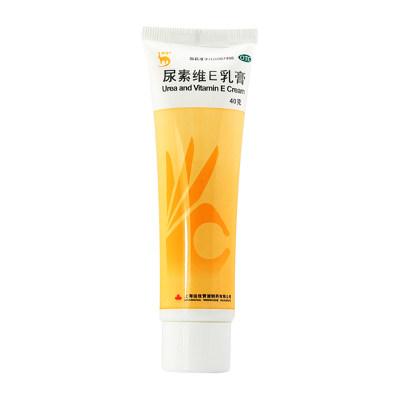 信龙 尿素维E乳膏  40g