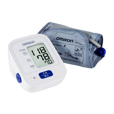 双12疯抢  欧姆龙HEM-7124上臂式全自动电子血压计