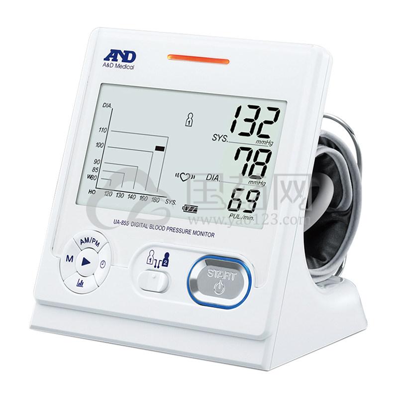 爱安德上臂式电子血压计UA-855
