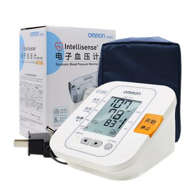 欧姆龙智能电子上臂式血压计 HEM-7200