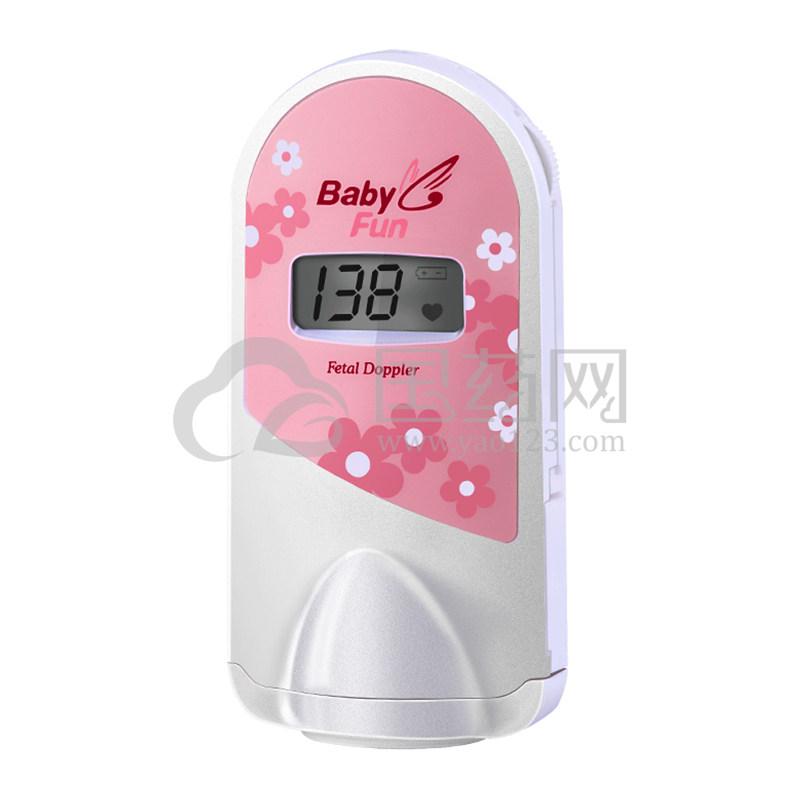BabyFun贝缤纷超声多普勒胎音仪F20