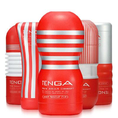 TENGA 飞机杯 弹趣 喉趣 柔趣 摇趣