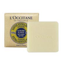 L'OCCITANE 欧舒丹 乳木果马鞭草味护肤香皂 100g