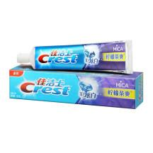 佳洁士 3D炫白 柠檬茶爽 牙膏 180g