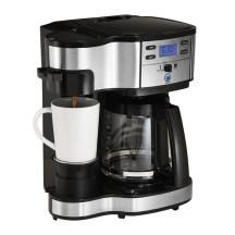 汉美驰双模式咖啡机49980-CN