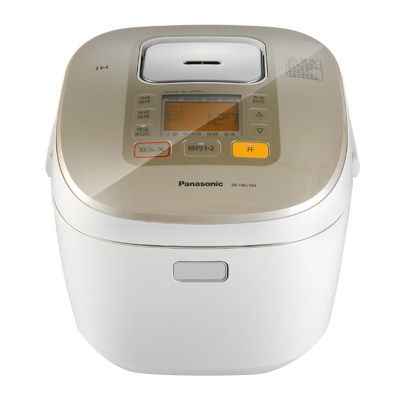 Panasonic/松下  SR-HBC104WSQ 电饭煲 3L