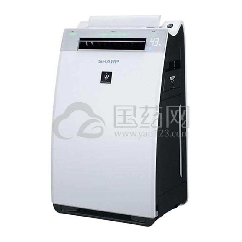 夏普 PM2.5空气净化器家用除甲醛异味雾霾二手烟加湿杀菌KI-GF60-W