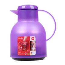 EMSA爱慕莎 桑巴系列保温壶 淡紫色1L