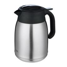 TIGER 虎牌 1.2L双层不锈钢真空保温保冷瓶 咖啡壶 PWM-A12C 不锈钢色