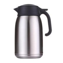 TIGER 虎牌 1.6L双层不锈钢真空保温保冷瓶 咖啡壶 PWM-A16C 不锈钢本色