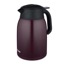 TIGER 虎牌 1.6L双层不锈钢真空保温保冷瓶 咖啡壶 PWM-A16C 葡萄籽