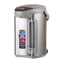 象印电热水瓶CV-DSH40C  4L家用不锈钢保温烧水电热水壶