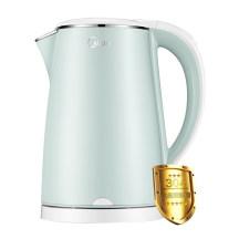 美的电水壶HJ1705A   不锈钢家用电热水壶