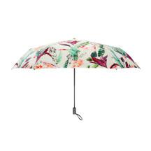 BANANA UNDER蕉下绿汀雨伞女防水超轻折叠伞晴雨伞折叠