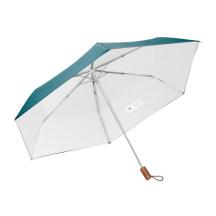 蕉下伦敦三折伞遮阳防晒太阳晴雨伞青川绿