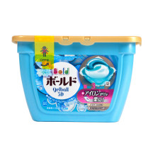 日本宝洁洗衣凝珠(百合)18枚