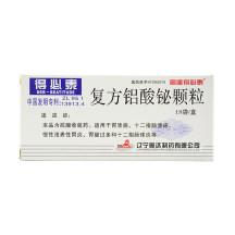 奥达 得必泰 复方铝酸铋颗粒 1.3g*18袋/盒