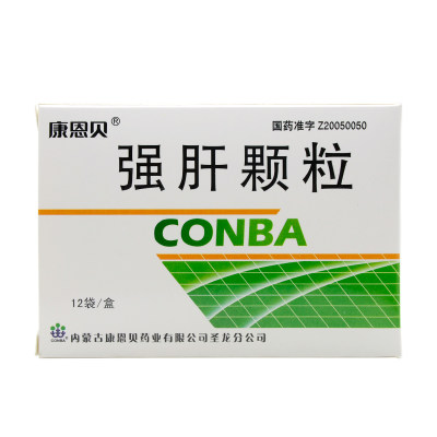 CONBA/康恩贝 强肝颗粒 5g*12袋/盒