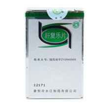波月 肝复乐片 0.5*60片/盒