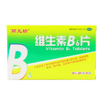 丽允坊 维生素B6片  10mg*100片