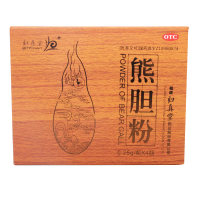 归真堂 熊胆粉 0.25g*4瓶/盒