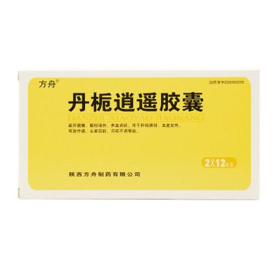 方舟 丹栀逍遥胶囊 0.45g*24粒/盒