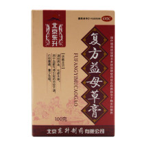 北京东升 复方益母草膏 100g