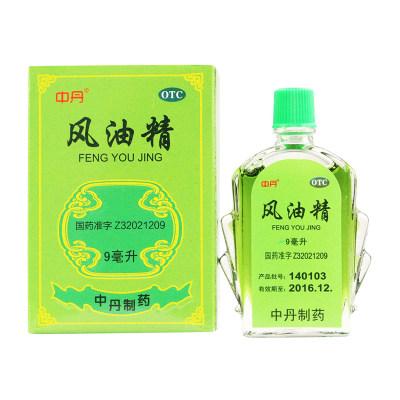 中丹 风油精9ml