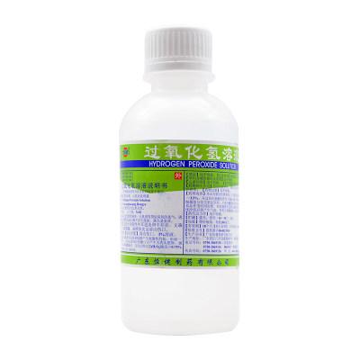 恒健 过氧化氢溶液 3%*100ml/瓶