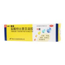 倍佳 盐酸特比萘芬凝胶 15g