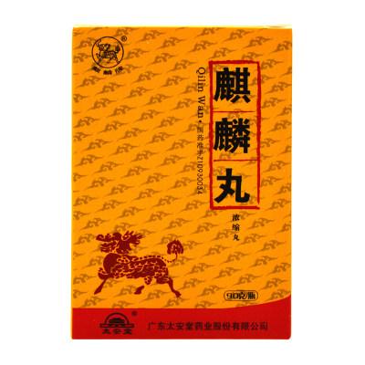 麒麟 麒麟丸 90克*1瓶/盒