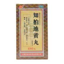 上龙 知柏地黄丸(浓缩丸)480粒/盒