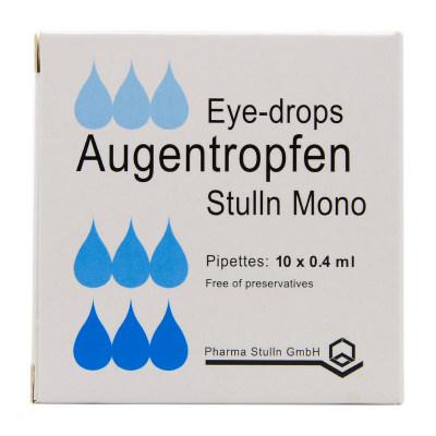 施图伦 七叶洋地黄双苷滴眼液 10支/盒