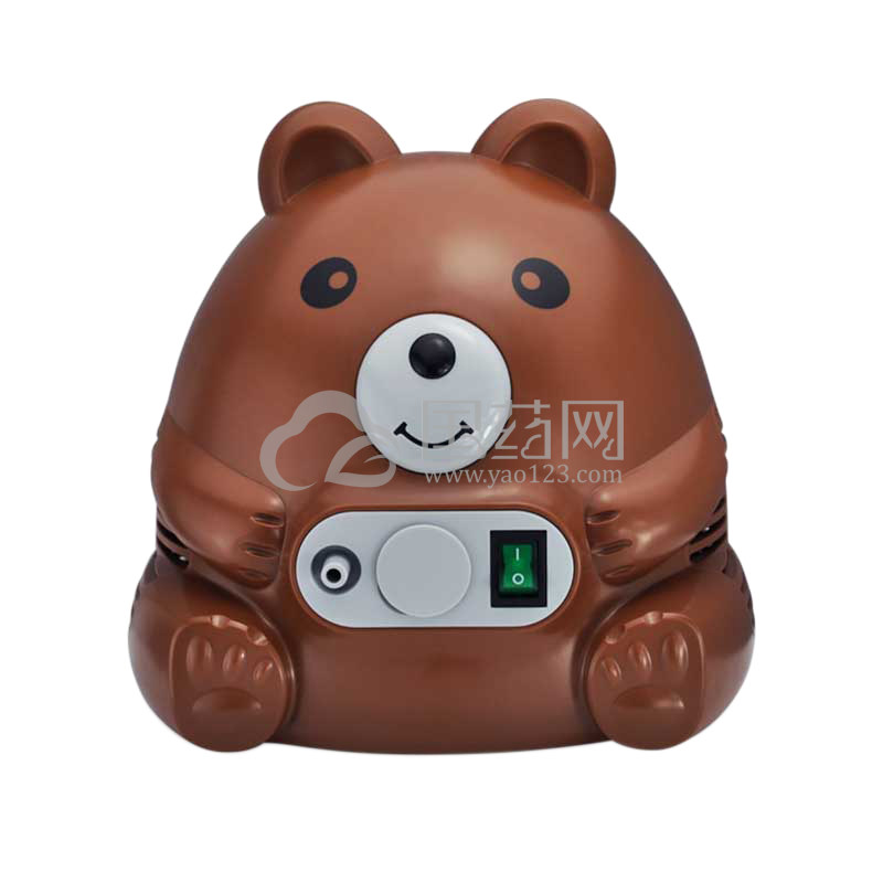 粤华压缩雾化器熊猫儿童型CN-500