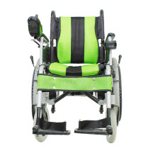 迈德斯特电动轮椅 老年人代步车可折叠轻便老人残疾人电动轮椅车