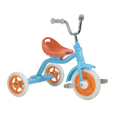 Italtrike 意大利原装进口三轮车super touring儿童小孩自行车粉红